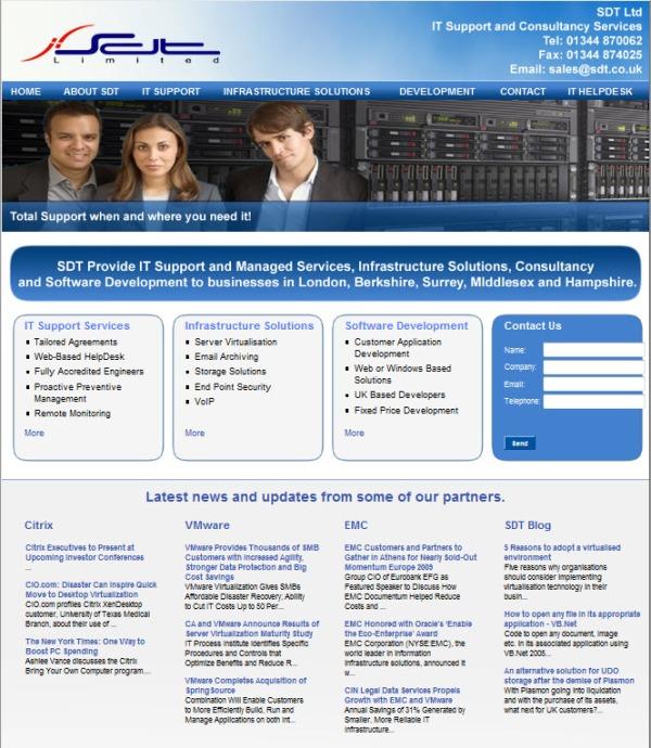 SDT Ltd Syndication